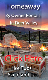ski in out by owner vacation rentals in deer valley