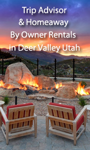deer valley by owner rentals