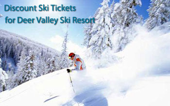 deer valley discount ski tickets and by owner lodging